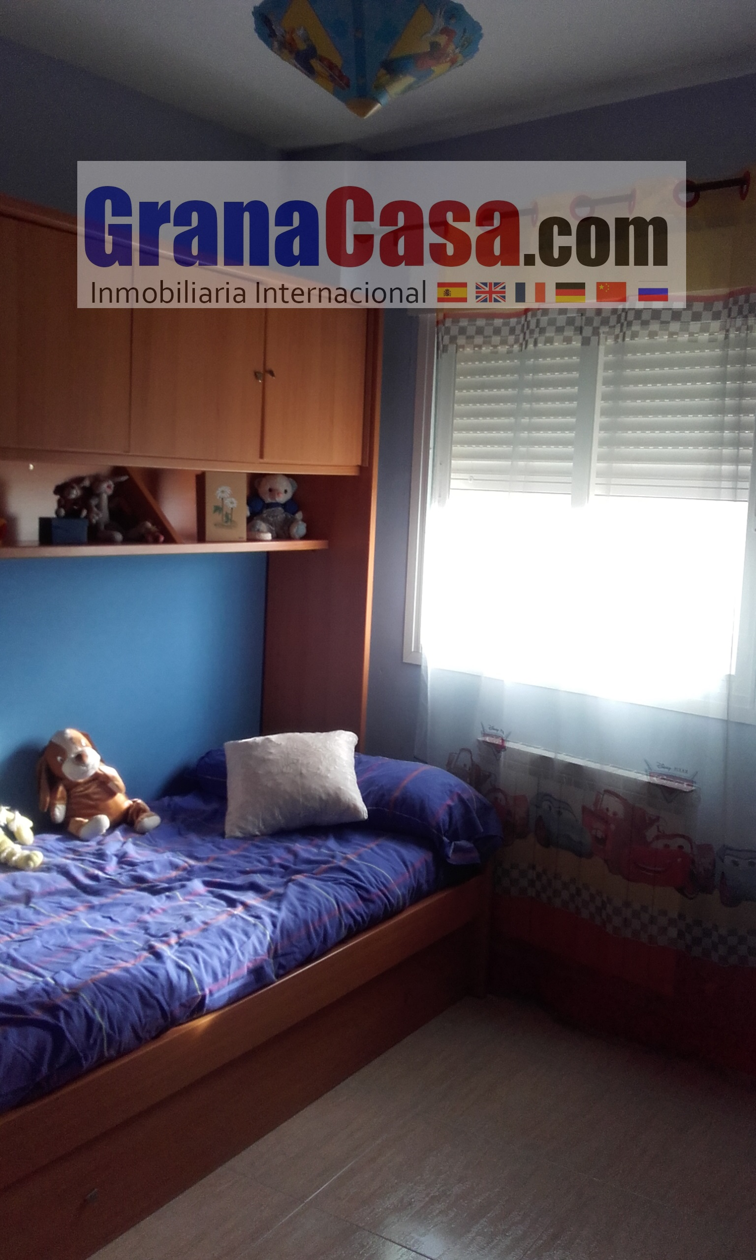 Se alquila piso de 3 dormitorios en cullar for Se alquila piso