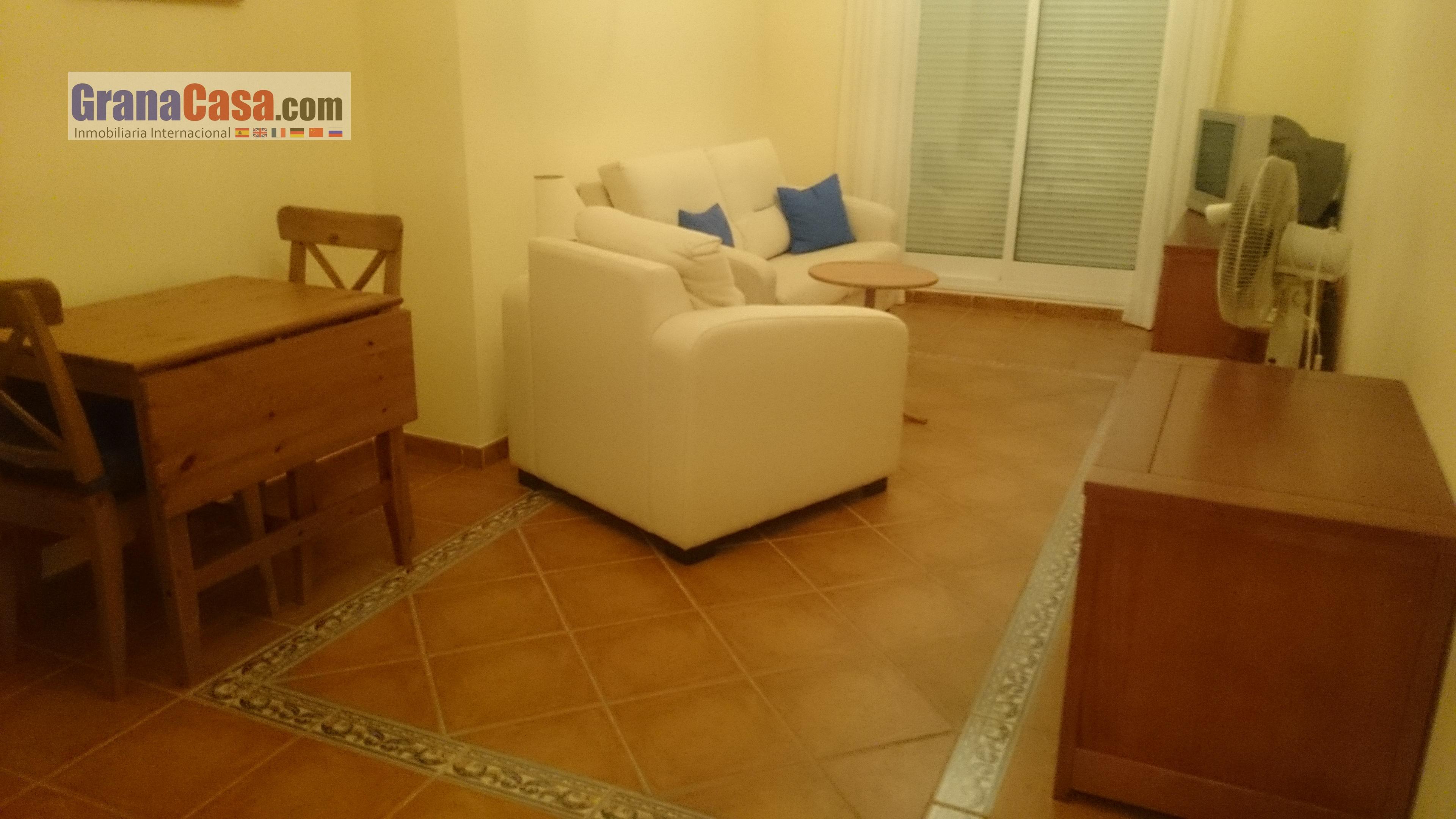 Venta de piso de 1 dormitorio en villas de almerimar golf for Piso 1 dormitorio