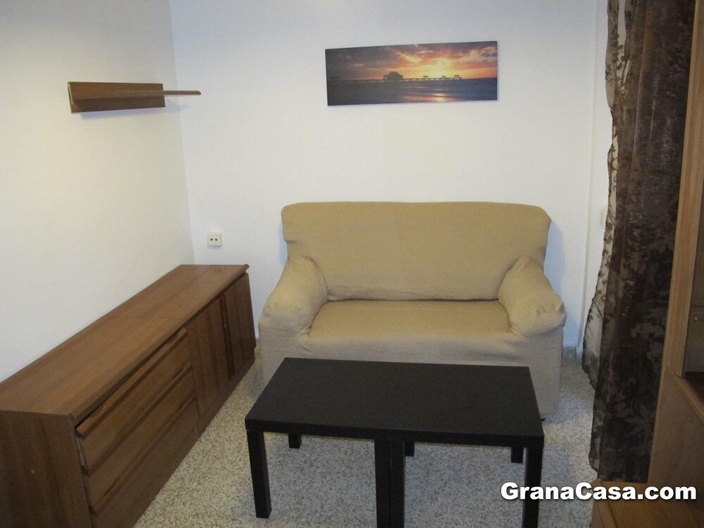 Piso de 1 dormitorio en san juan de dios granacasagranacasa for Piso 1 dormitorio